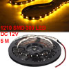 Auto Car 5m Long Yellow 300 1210 SMD LED Light Fle...