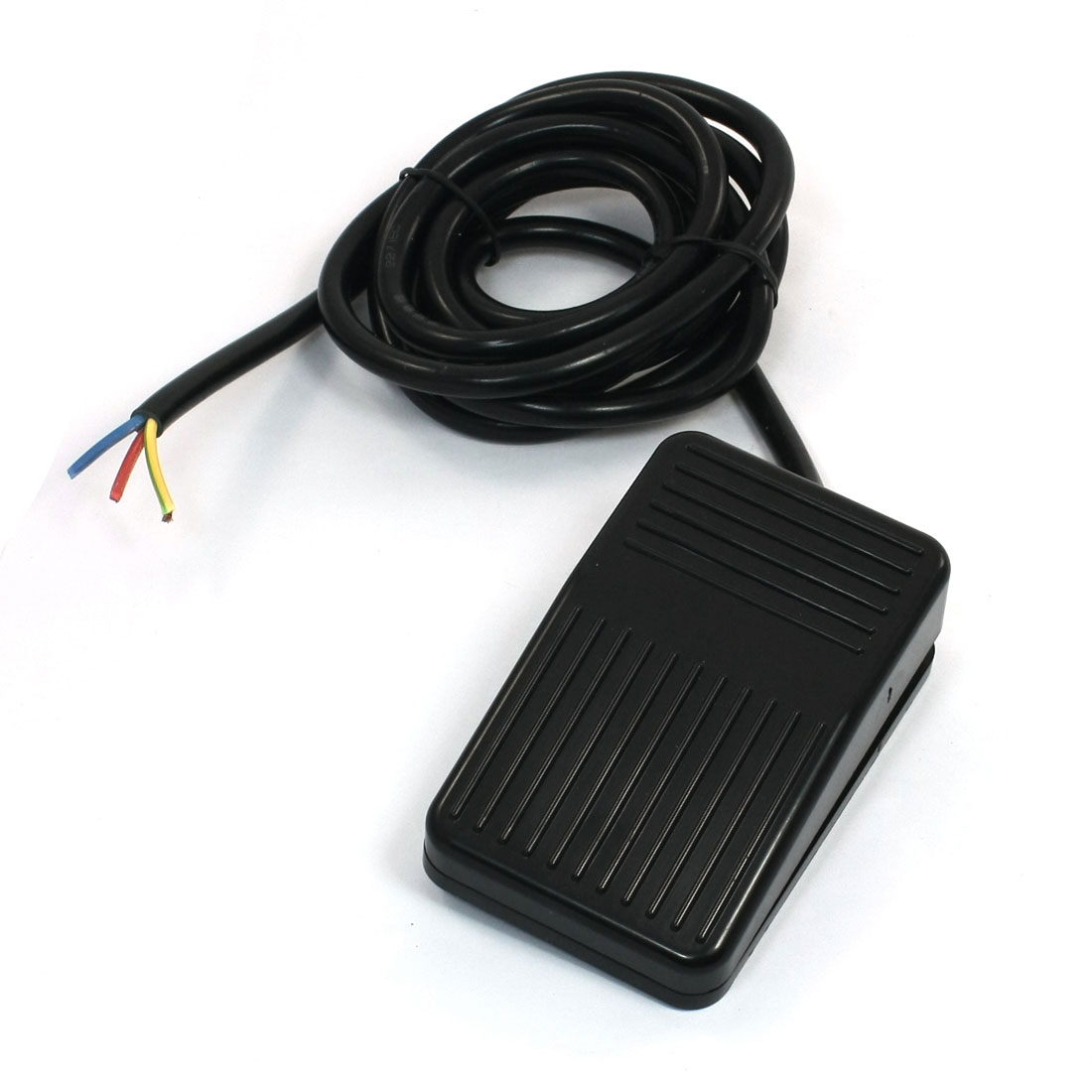Plastic-Nonslip-Power-Foot-Pedal-Switch-Footswitch-AC-250V-10A-SPDT-TFS-01