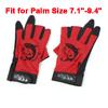 Detachable Closrue Nonslip Palm 3 Low Fingers Fish...