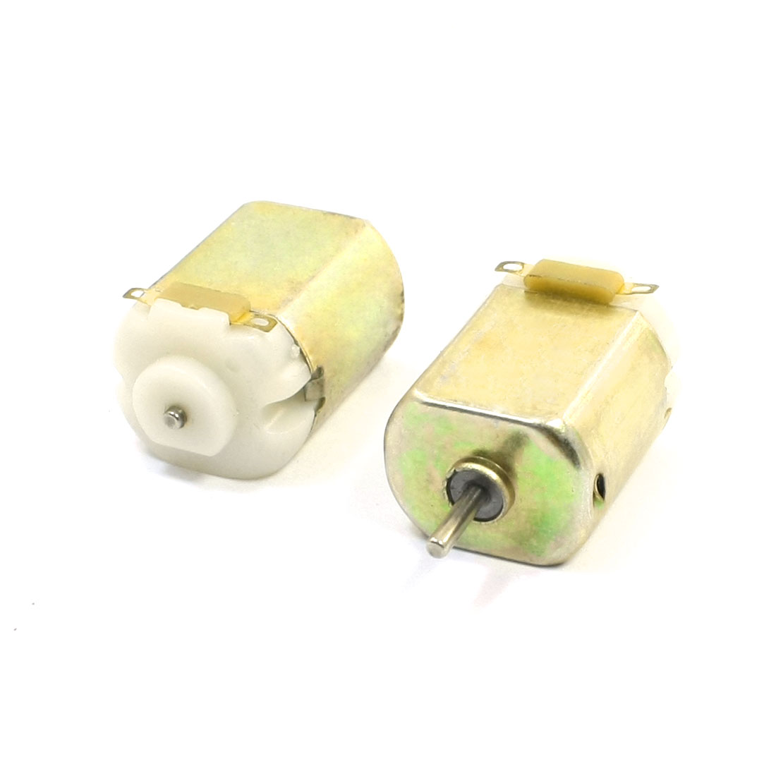 2pcs-40500RPM-Output-Speed-2-Pin-Terminal-Electric-Micro-Motor-DC-9V