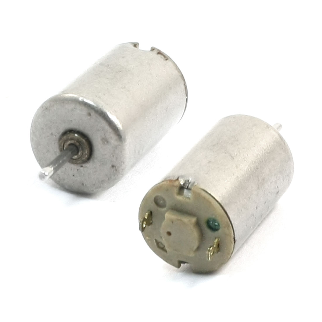 2Pcs-DIY-RC-Aircraft-Parts-1mm-Dia-Shaft-Mini-DC-Coreless-Motor-3V-18000RPM