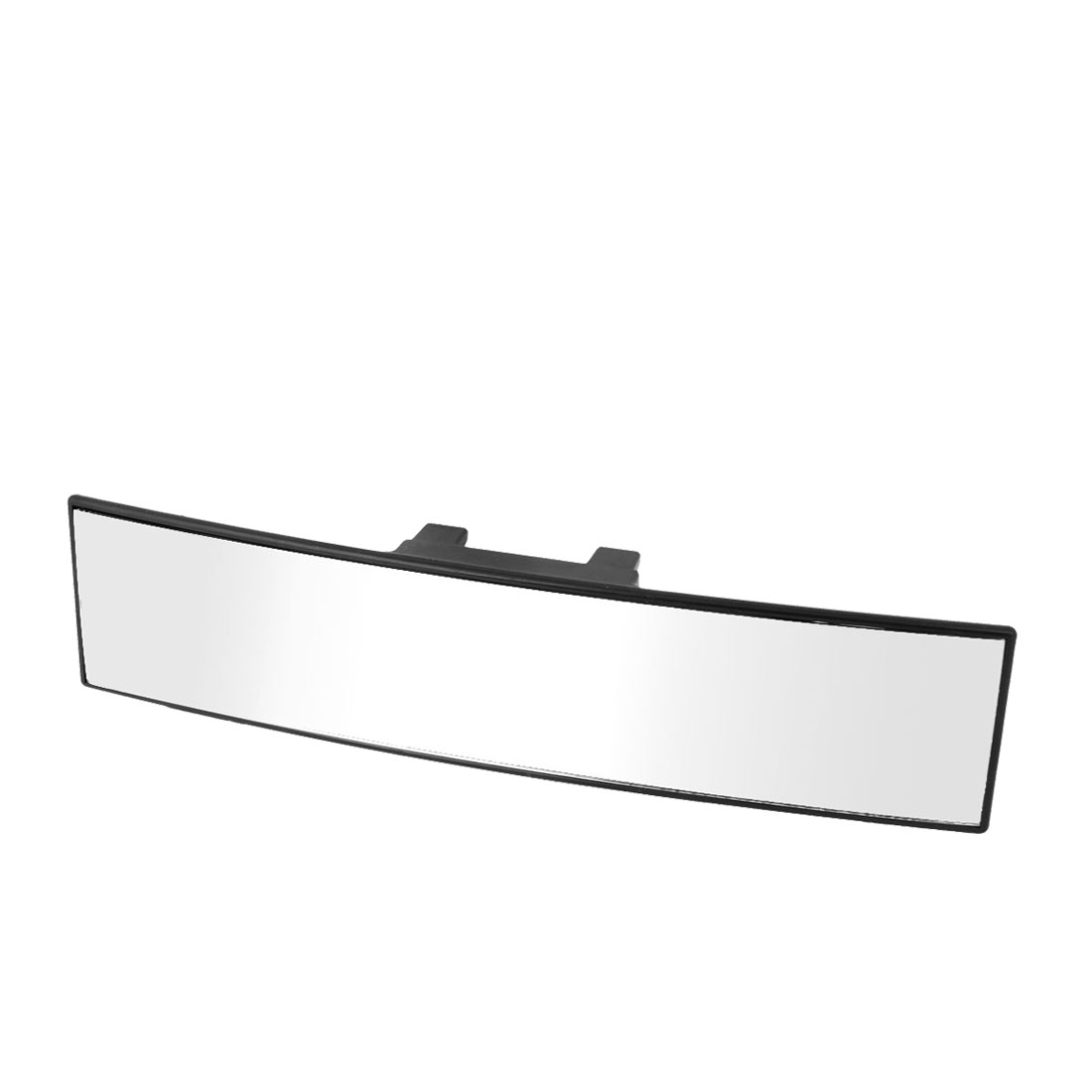 Auto-Interior-Black-Frame-Wide-Angle-Curved-Rearview-Mirror-300-x-80mm