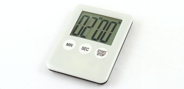 Study LCD Display Countdown Alarm Electronic Cooking Timer