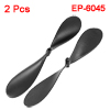 2pcs Plastic RC Airplane Helicopter Motor EP-6045 Propeller Prop Set