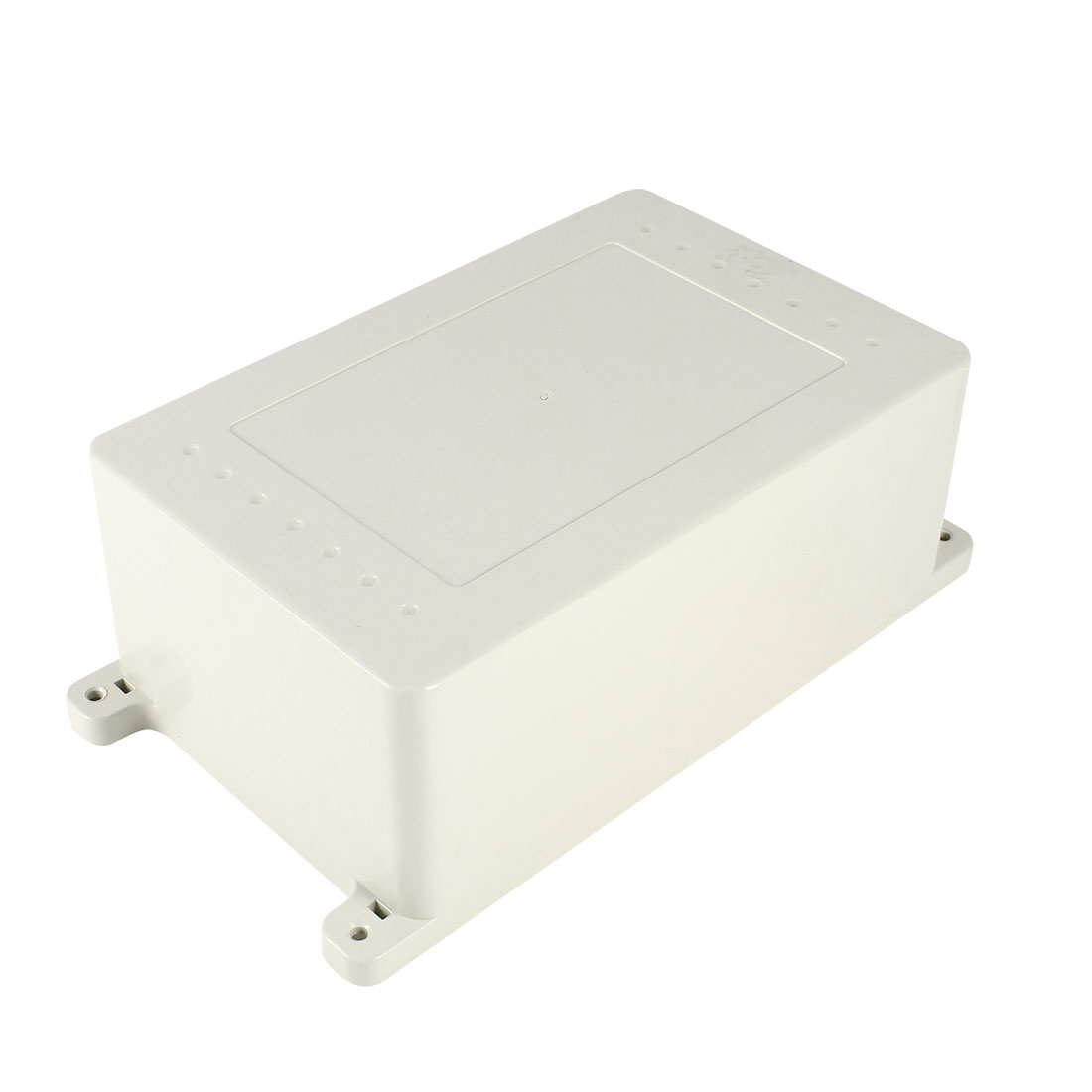 196mmx125mmx80mm-Rectangle-Shaped-Waterproof-Plastic-Switch-Junction-Box