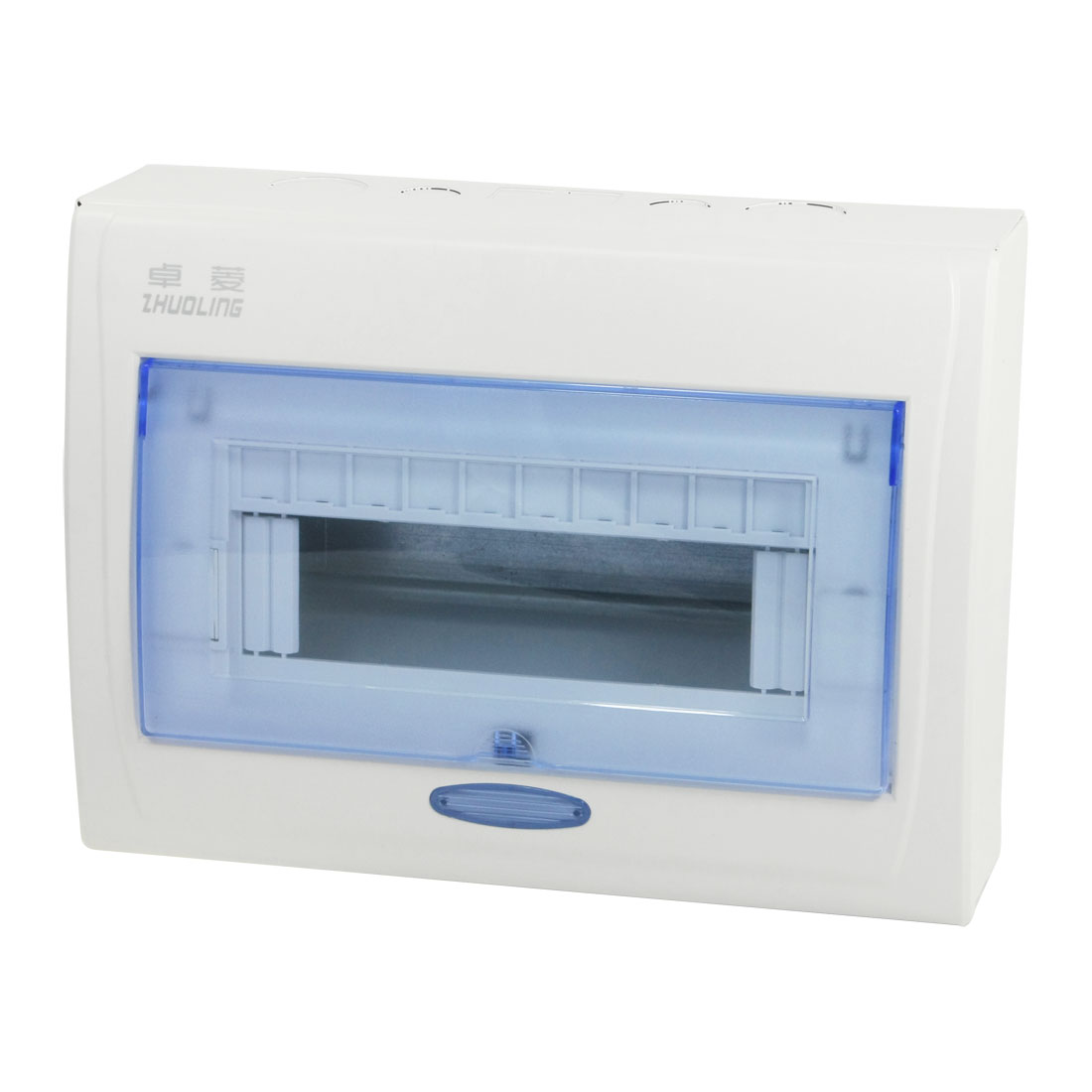 29cm-x-21cm-x-9cm-8-10-Way-Plastic-Window-Metallic-Distribution-Box-Switchboard