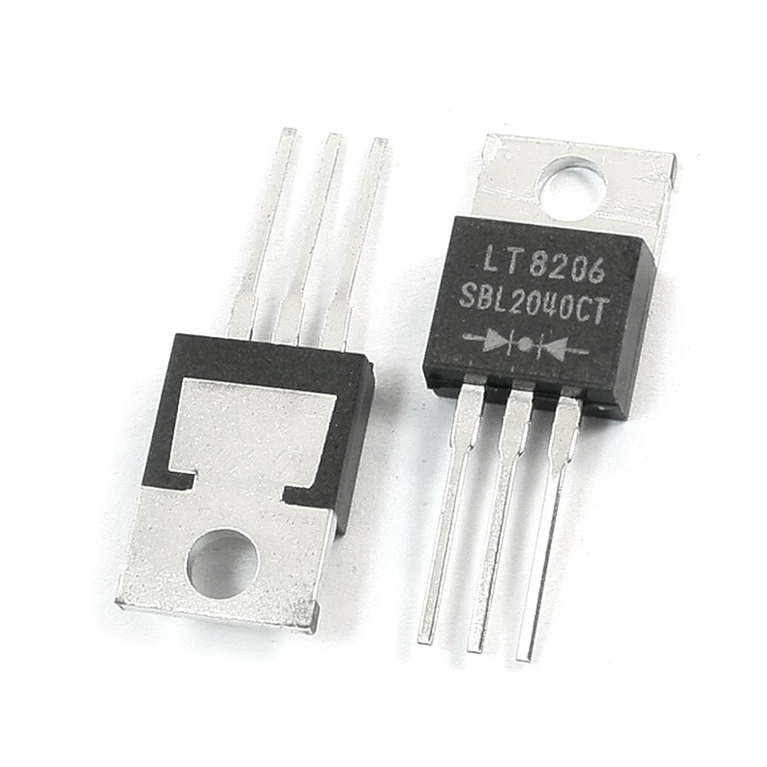 2Pcs-SBL2040CT-3-Terminals-Dual-High-Voltage-Power-Schottky-Rectifier-20A-40V