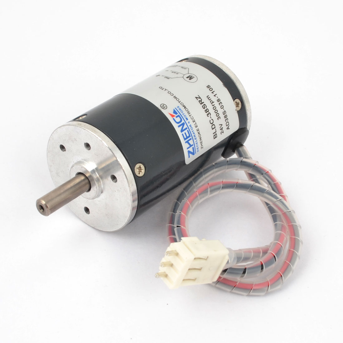 DC-24V-3000RPM-Speed-38mm-Diameter-Low-Noise-Brushless-Motor