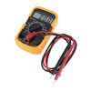 830D+ Voltage Current Frequency Resistance Digital Multimeter w Test Leads