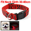 pet dog yorkie release buckle 3 modes le...