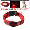 pet dog puppy release buckle 3 modes led...