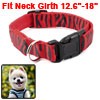 pet dog doggy release buckle 3 modes led...