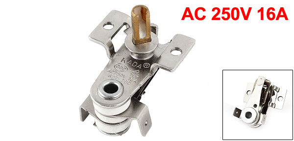 AC 250V 16A Replacing Part Limit Thermostat Switch Controller for Rice Cooker
