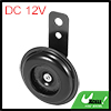 F FIERCE CYCLE Universal Waterproof Round Loud Horn Speaker 12V 1...