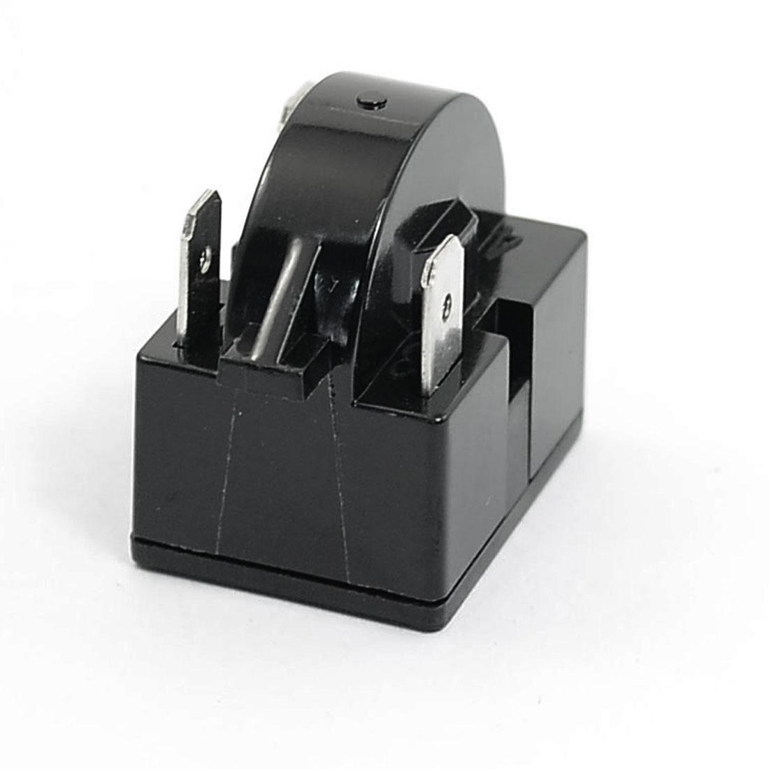 Plastic Shell 15 Ohm 3 Pins Refrigerator PTC Starter Compressor Relay 3