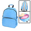 Tarpaulins Zipper Closure Casual Travel Backpack S...