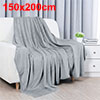 Twin Size Home Bedroom Bed Sofa Warm Soft Polyester Couch Throws ...
