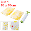 Household Leaf Pattern Clothes Vacuum Compress Bag...