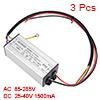3Pcs HY50W LED Light Power Supply Driver Transform...