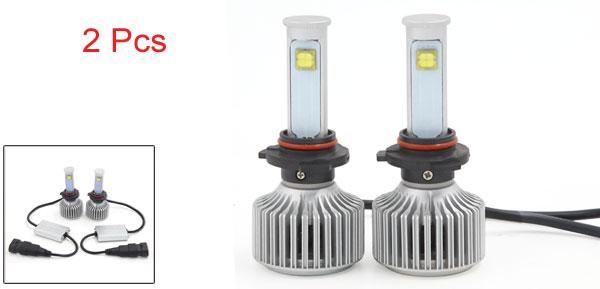 X Autohaux 80W 9005 LED Headlight Kit 6000K 7200LM ETI LED Bulbs for Headlight Replacement (Set of 2)