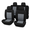 X Autohaux New Universal Fit Car Seat Covers Full Set For Auto Tr...