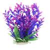 Aquarium Tank Aquatic Plastic Plant Grass Landscape Decoration Pu...