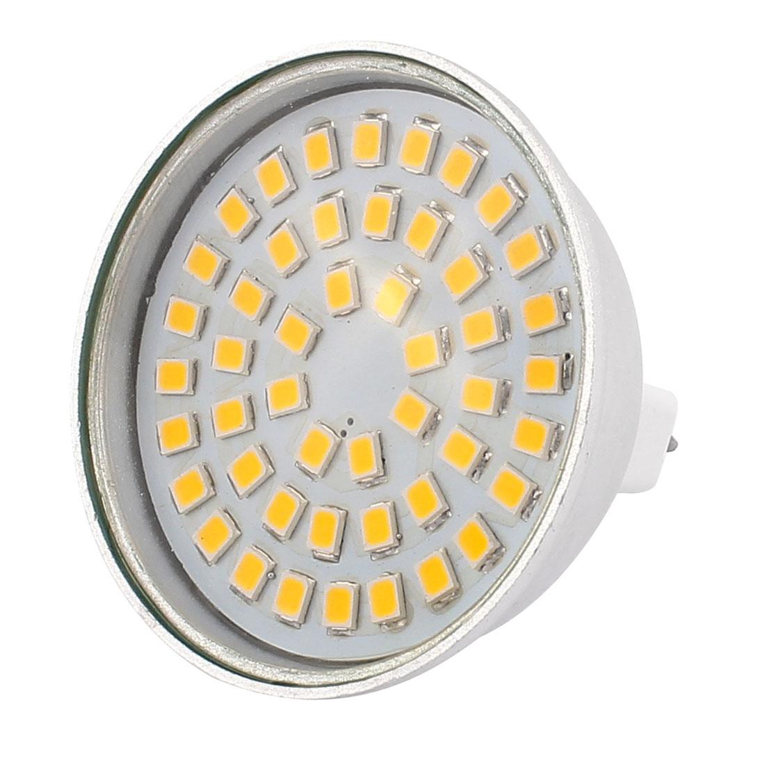 220V-4W-MR16-2835-SMD-48-LEDs-LED-Bulb-Light-Spot-Lamp-Energy-Save-Warm-White