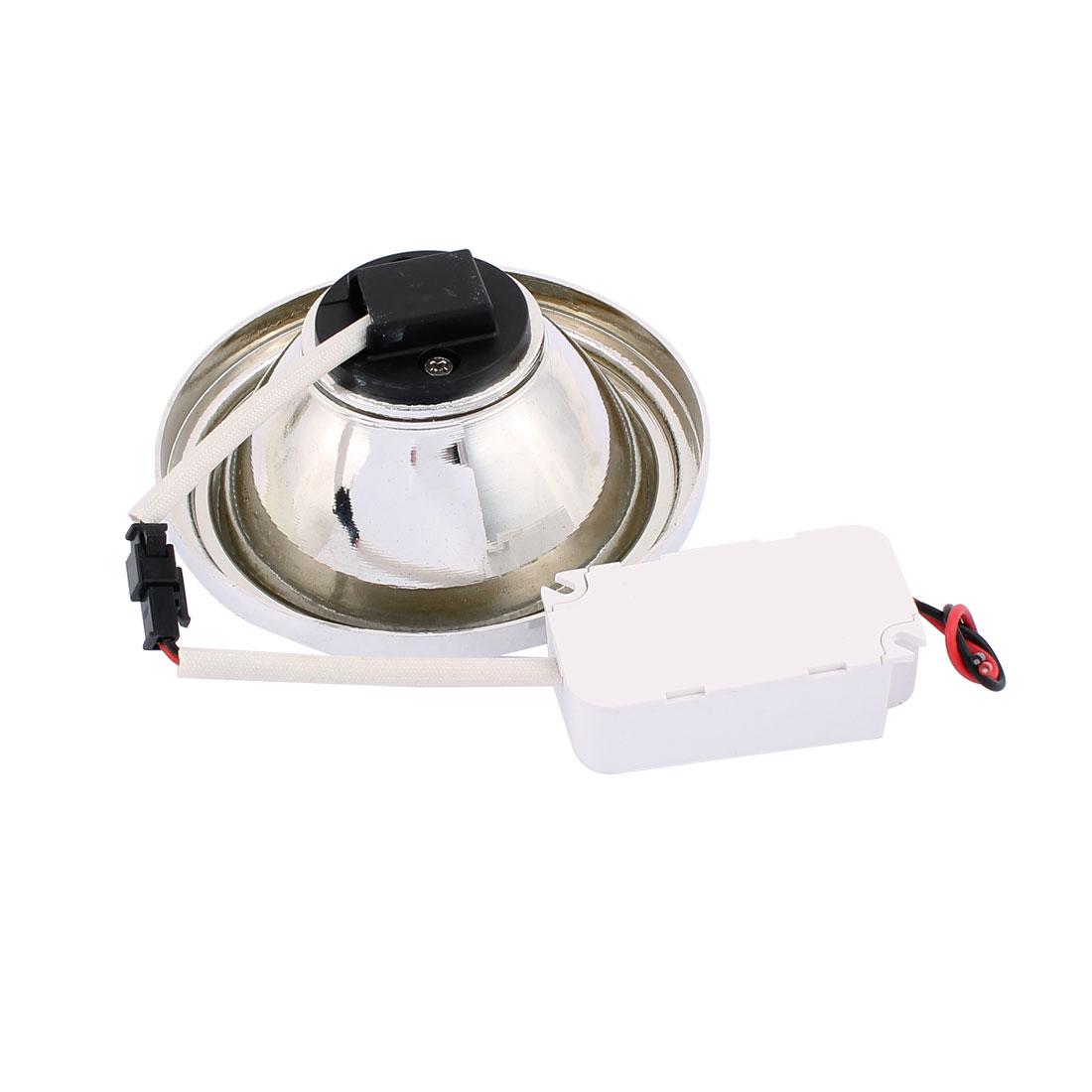 AC-85-260V-10W-AR111-LED-COB-Flood-Light-Lamp-Bulbs-Spotlight-Warm-White