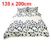 Single Double Queen King Super King Size Beds Set Pillowcases Qui...