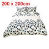 Leaves Tree Pattern Duvet Cover Pillow Case Quilt Cover Bedding S...