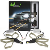 2*30W H3 LED Headlight Kit White 6000K 6400LM COB ...