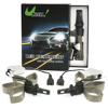 2*30W H7 LED Headlight Kit White 6000K 6400LM COB ...