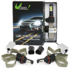 2*36W 9007 LED Headlight Kit White 6000K 8000LM CO...