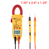 DM6268C Digital Clamp Meter Multimeter Ammeter Voltage ACV DCV Oh...