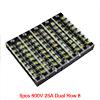 5pcs 600V 25A Dual Row 8 Positions Screw Terminal ...