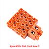 5pcs 600V 36A Dual Row 2 Positions Screw Terminal ...