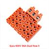 5pcs 600V 36A Dual Row 3 Positions Screw Terminal ...