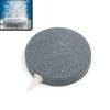10cm Aquarium Fish Tank Round Ceramic Air Stone Bubble Disk Aerat...