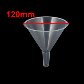 5Pcs 120mm Mouth Dia Household Lab Liquid Water Oi...