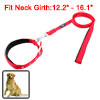 Dog Pet Adjustable Hauling Cable Belt Traction Col...