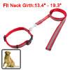 Dog Cat Training Walk Loop Pulling Halter Lead Lea...