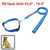 Pet Dog Nylon Adjustable Training Walk Harness Hal...