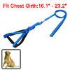 Dog Cat Pet Nylon Adjustable Hauling Halter Pullin...
