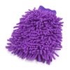 Purple Soft Mitt Microfiber Chenille Car Auto Wash...