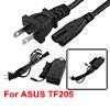 US Plug AC 100-240V 1A Laptop Power Supply Adapter...