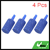 4 PCS 25x15mm Blue Bubble Air Stones Diffusers for Small Fish Tan...