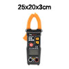 DM2016F Digital Clamp Meter Multimeter AC DC Current Volt Tester ...