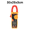 600V Digital Clamp Meter Multimeter AC Volt Amps Ohm Current Volt...