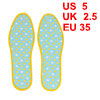 Women Cotton Blend Surface Flat Design Shoes Insol...