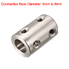 5mm to 8mm Bore Stainless Steel Robot Motor Wheel ...